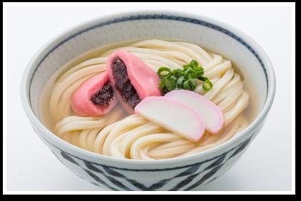 Sanuki's New Year Udon