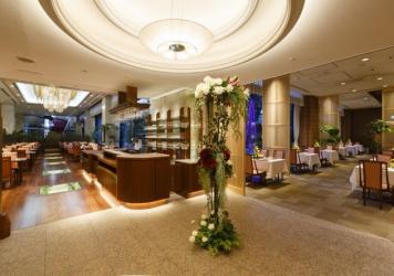 写真:ホテルパールガーデン レストラン瀬戸の花