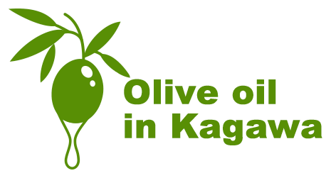 Olive oil in Kagawa prefecture