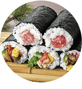 恵方寿司卷