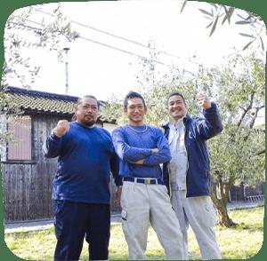 산삼 간장 올리브 사업부 (세토 우치 비오 팜)
