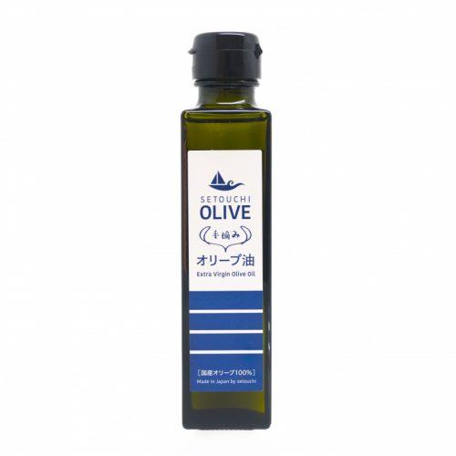 SETOUCHI OLIVE 手摘み オリーブ油の商品画像
