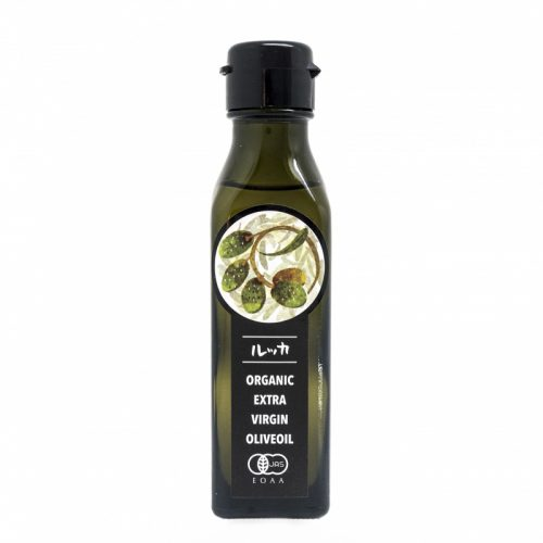 Product image of organic extra virgin olive olive oil (Lucca species) from Shodoshima