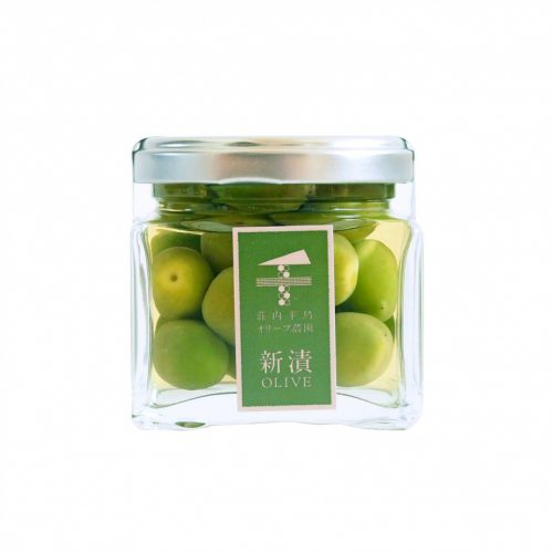 Product image of newly pickled olives