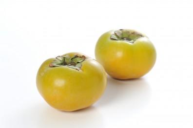 太熟柿子的照片