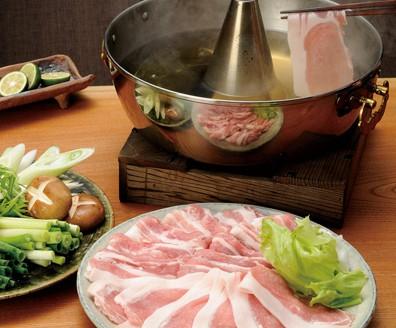 香川县猪肉的照片