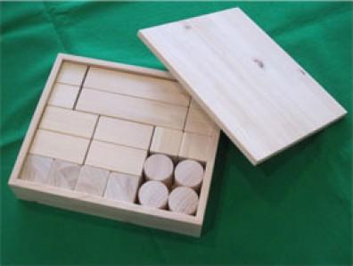 县立木材的照片