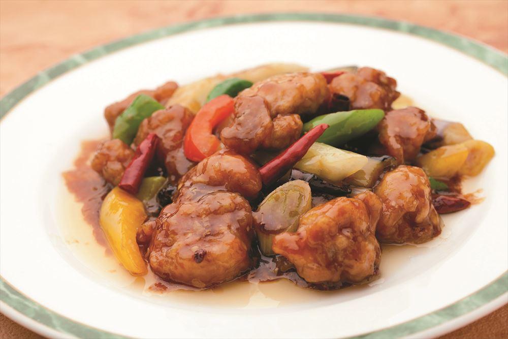 中国料理 華宮の料理