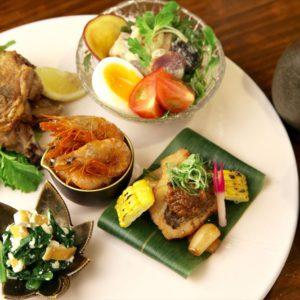 瀬戸内 海のもん とといちの料理