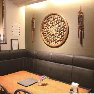中国料理 北京 本館の内観