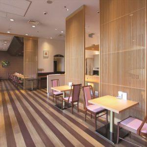 Hotel Pearl Garden Restaurant Seto no Hana Interior