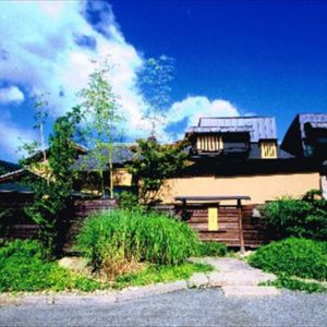 日本料理 島宿 真里の外観