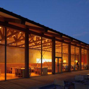 Exterior of Terrace Restaurant Umi no Hoshi Etoile de la mer