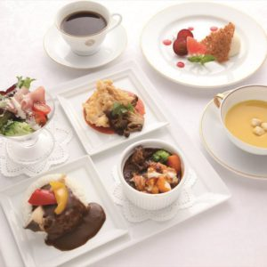 カフェ&レストラン 神椿の料理