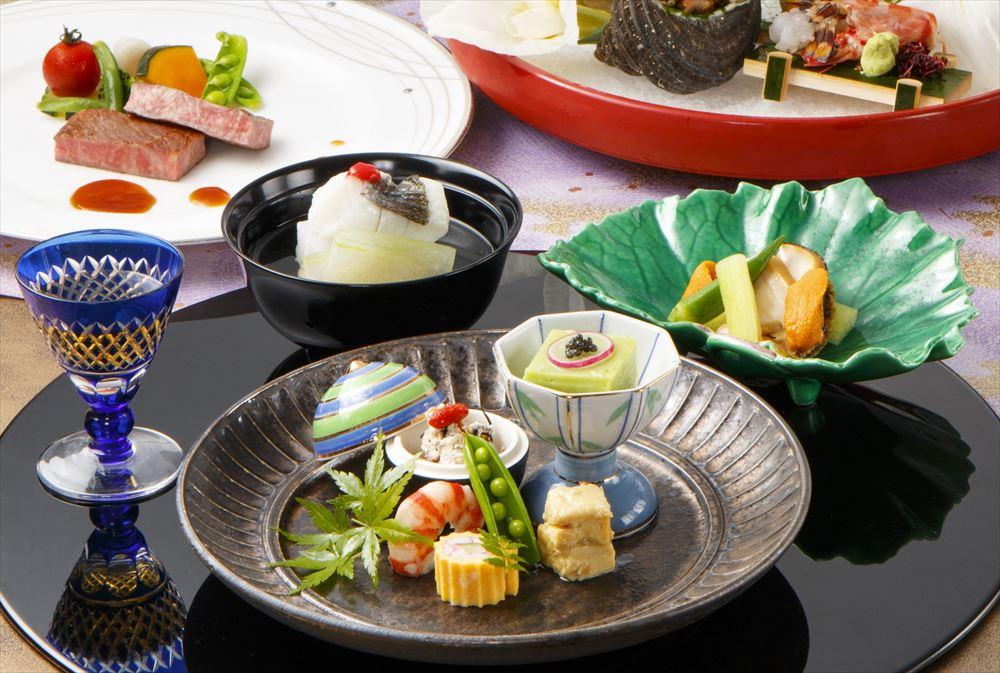 Hotel Pearl Garden Restaurant Seto Flower Cuisine