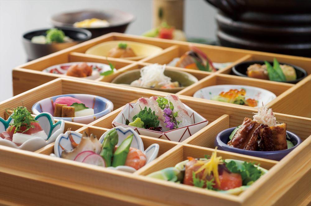 ロイヤルパークホテル高松 日本料理 錦の料理