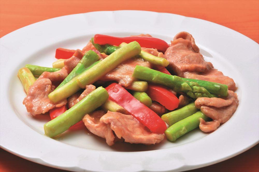 廣東 요리 中國 주가 고기 요리