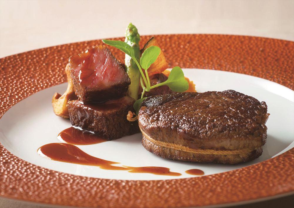 高松国際ホテル ぐりる屋島の料理