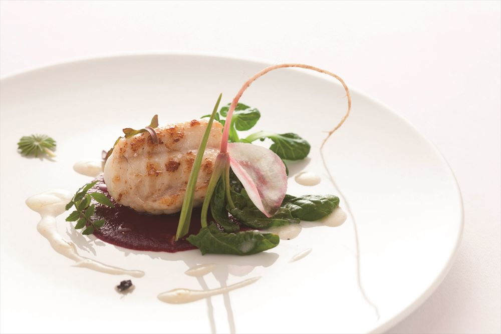 テラスレストラン 海の星 Etoile de la merの料理