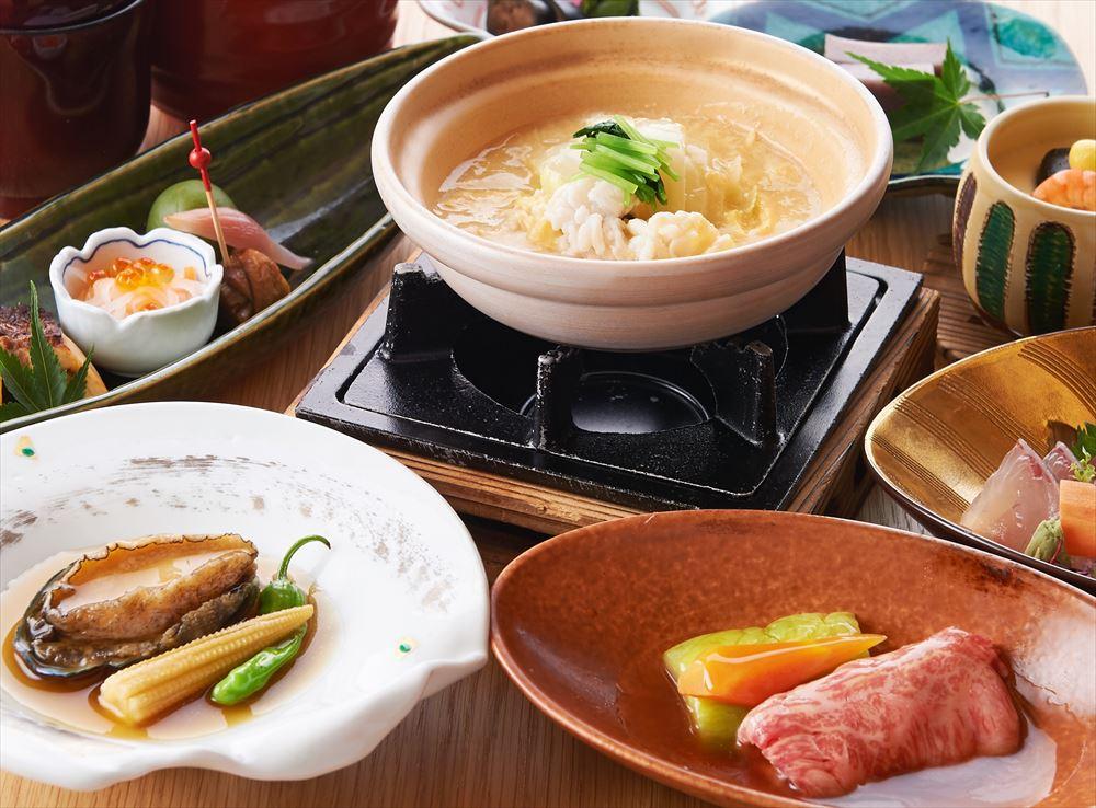 JRホテルクレメント高松 日本料理 瀬戸の料理