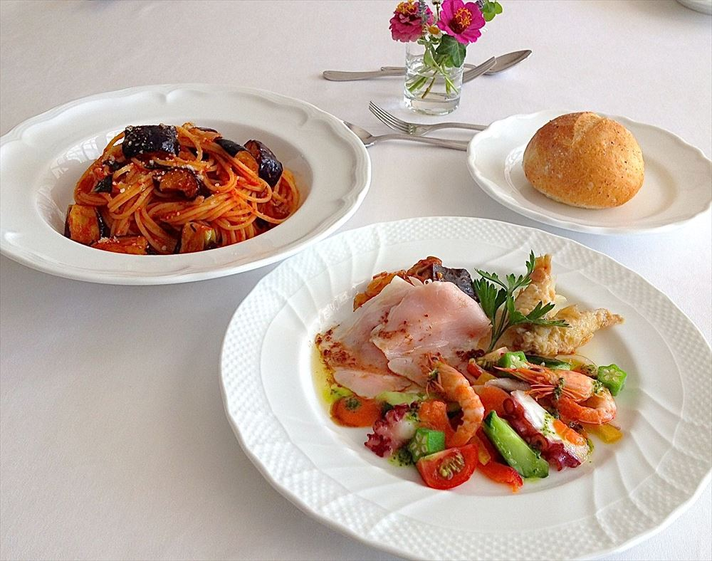 Ristorante FURYUの料理