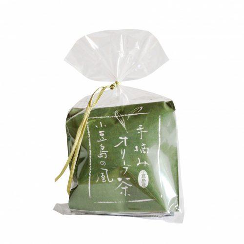 小豆島産・手摘みオリーブ茶「小豆島の風」の商品画像