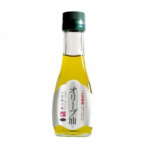 手摘みしぼりたてオリーブ油「小豆島の風」の商品画像