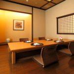 JRホテルクレメント高松 日本料理 瀬戸の内観
