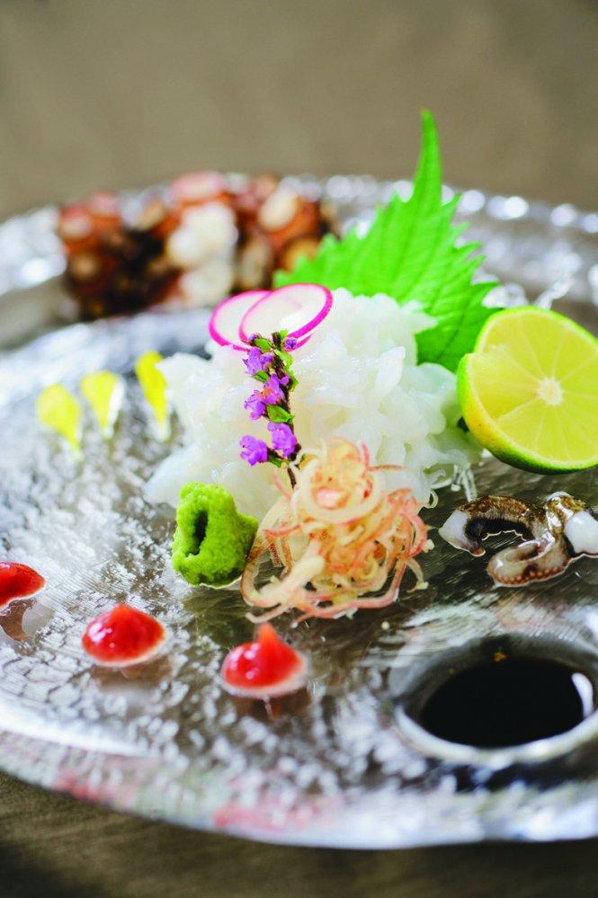 海鮮・寿司・地酒 ほくろ屋の料理