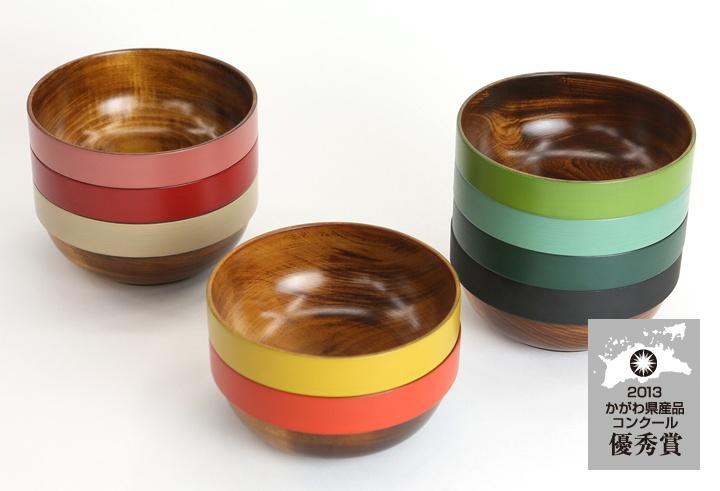 스태킹 그릇 (9color)