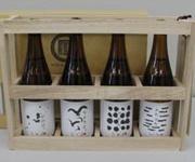 小豆島の地酒 島仕込み 利き酒セット