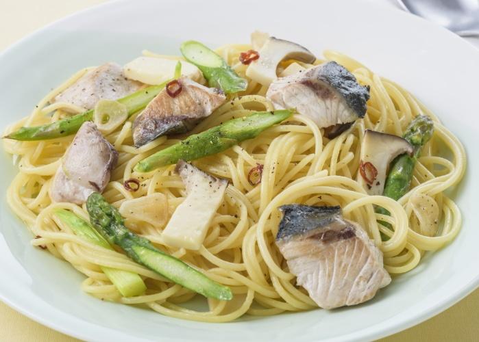 Olive Hamachi และ Peperoncino ของ Sanuki