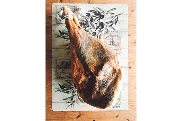 橄欖夢豬肉 14 個月發酵陳釀火腿
